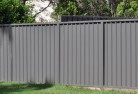 Berry Colorbond fencing 3