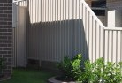 Berry Colorbond fencing 8