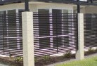 Berry Slat fencing 11