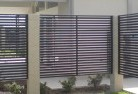 Berry Slat fencing 13