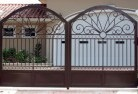 Berry Wrought iron fencing 2
